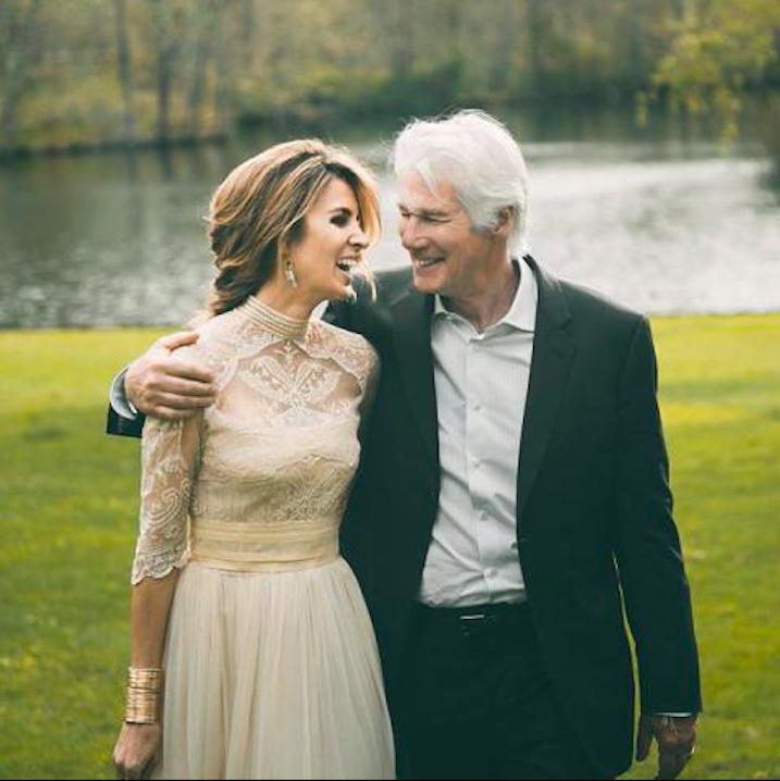 Richard Gere di nuovo papà a 70 anni: l'età è solo un numero per chi ha il tempo di contare