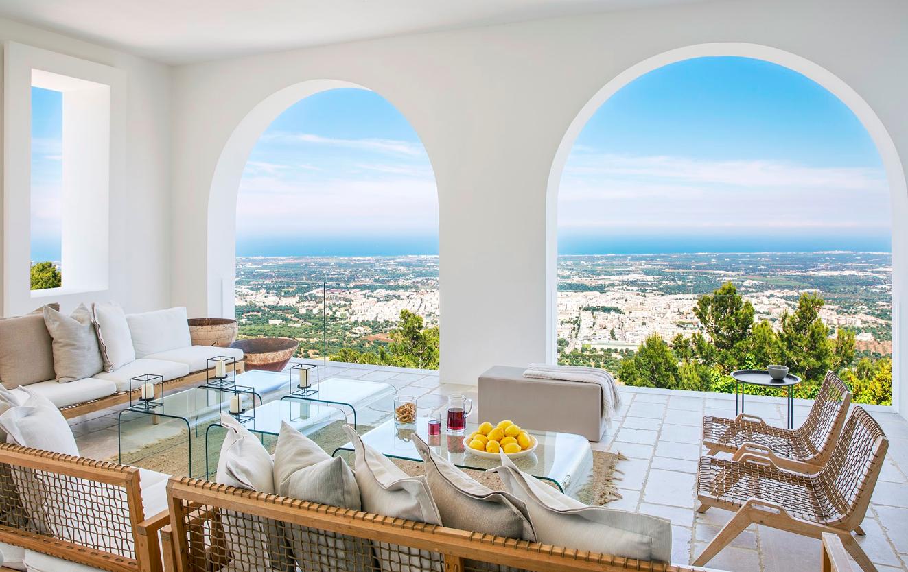 case di lusso per le vacanze Villa Eterea, Selva di Fasano, Puglia