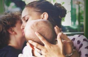 Natalie Portman, figli preziosi: Aleph e Amalia belli come la mamma