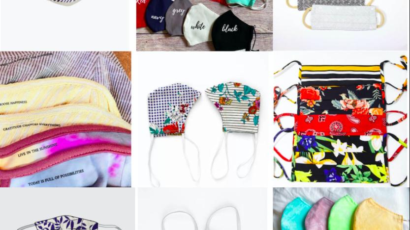 Mascherine lavabili online, dove acquistarle: personalizzate, fantasia e minimal