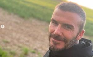 David Beckham figli: le foto con Harper sono luminose e spensierate