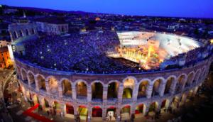 Arena di Verona riapertura