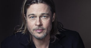 Brad Pitt malattia