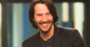 Keanu Reeves, asta di beneficenza col botto: il primo premio è lui
