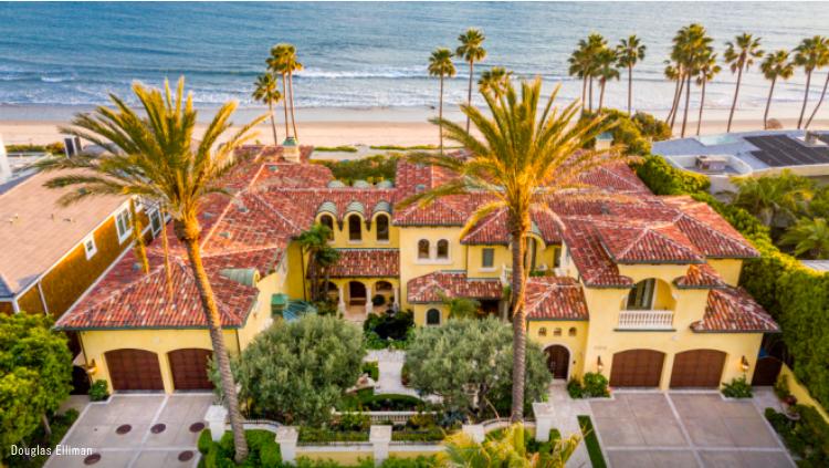 Case più belle del mondo. Malibu Beach House: la perfetta fuga di lusso dalla città