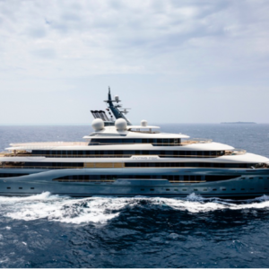 Yacht più grande del mondo.Quanto costa noleggiare il Flying Fox