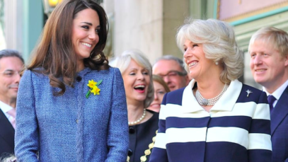"Kate Middleton e Camilla. Due donne un unico destino: ""Camilla può far piangere dalle risate Kate"""