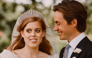 Beatrice di York e Edoardo Mapelli Mozzi, le foto del matrimonio