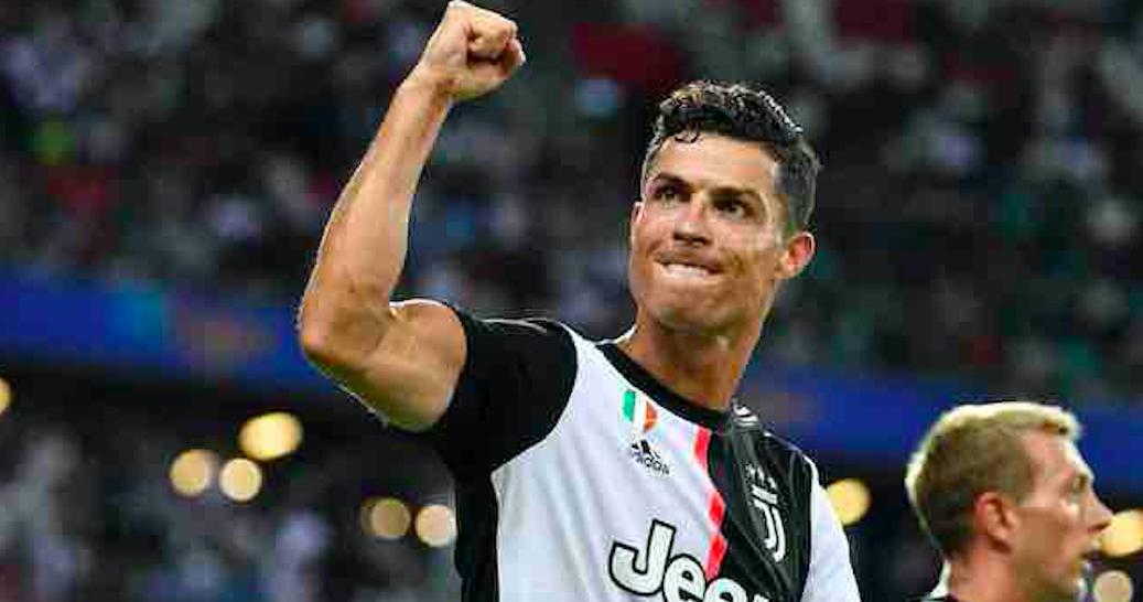 Cristiano Ronaldo top player. La Juve vince lo scudetto e Georgina Rodriguez festeggia