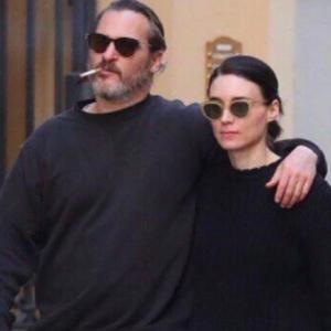 Joaquin Phoenix e Rooney Mara genitori: per il figlio un nome dal significato importante