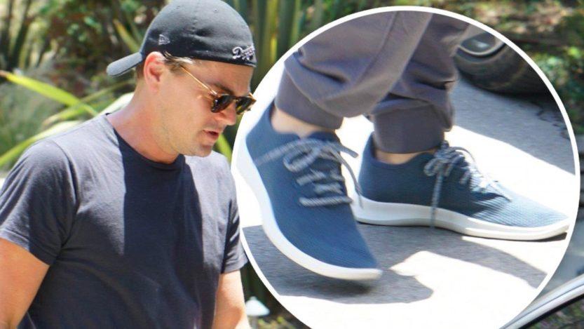 Allbirds, le sneakers più amate dalle star: da Leo DiCaprio a Sarah Jessica Parker