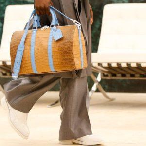 Louis Vuitton Autunno / Inverno 2021. Virgil Abloh presenta i suoi archetipi viaggiatori