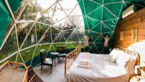 Bubble room relais dei cesari