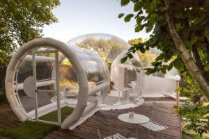 relais dei cesari bubble room