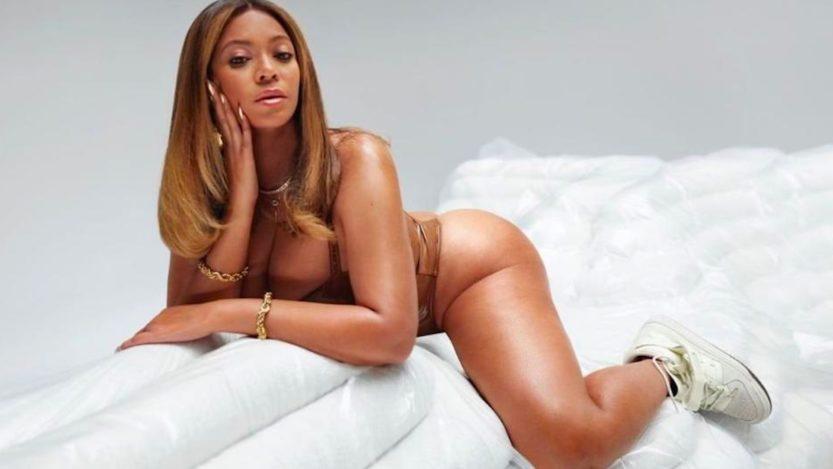 Beyoncé insieme alla figlia Blue Ivy: la campagna Ivy Park per Adidas