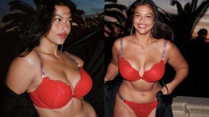 """Victoria's Secret """"Destination: Swim"""". Addio ai fisici scultorei: le taglie forti sono il futuro del brand"""