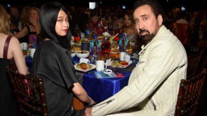 Nicolas Cage si sposa per la quinta volta. Chi è Riko Shibata, la sua nuova rinascita