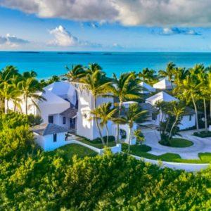 Case di lusso. L'ile d'Anges, alle Bahamas il design sposa la natura incontaminata