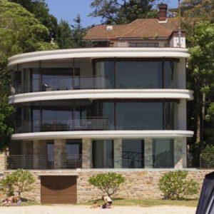 Case di lusso. Villa Anni Trenta Art Deco: arte e design danzano insieme