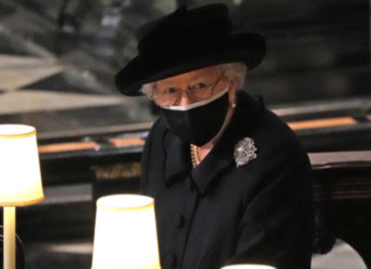 Elisabetta II funerale