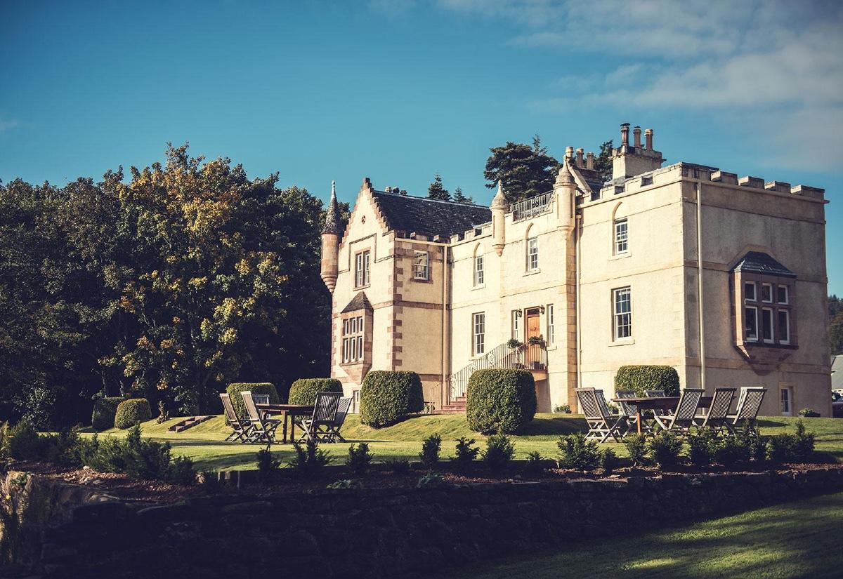 case lusso Scozia