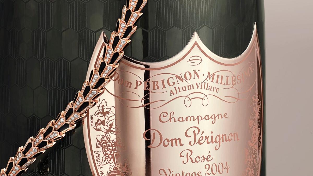 Bvlgari Serpenti x Dom Pérignon Rosé