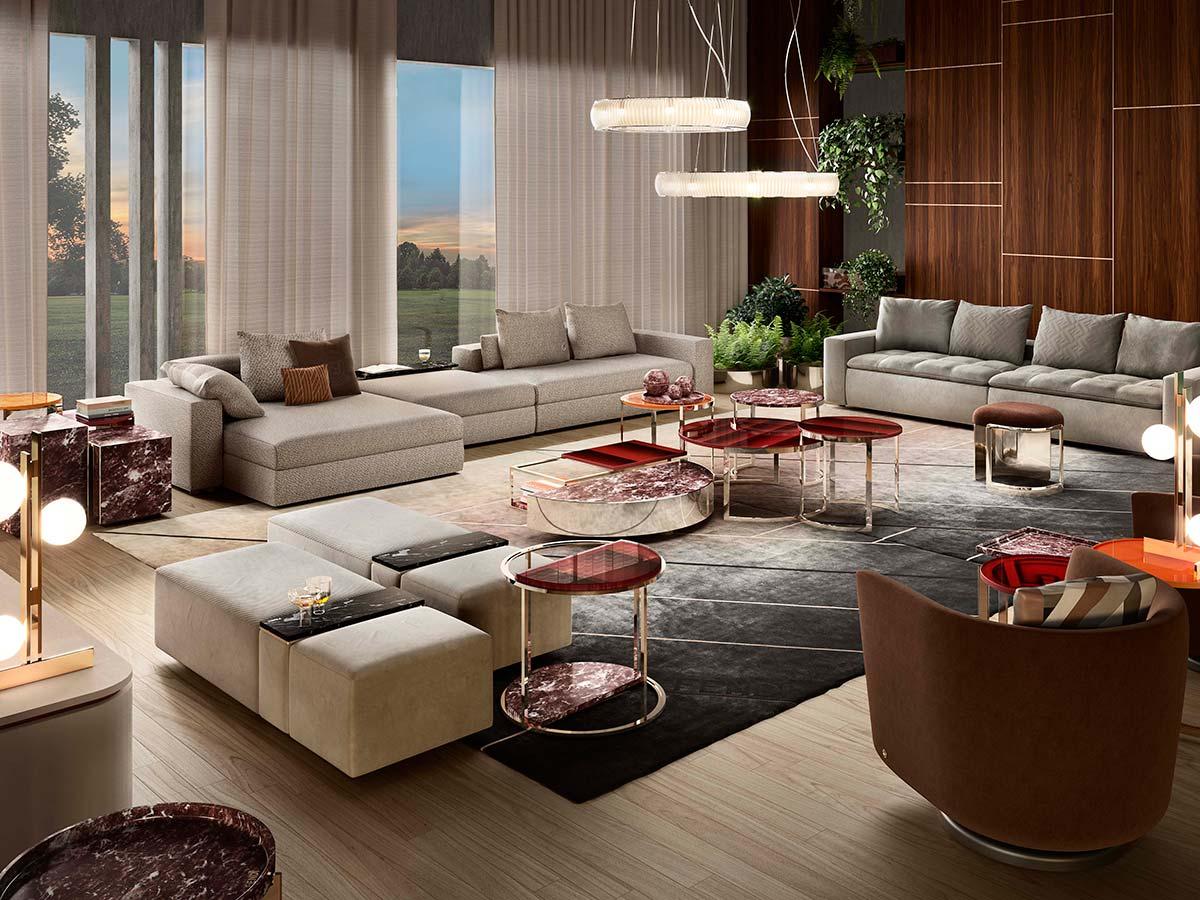 Fendi Casa collabora con Design Holding