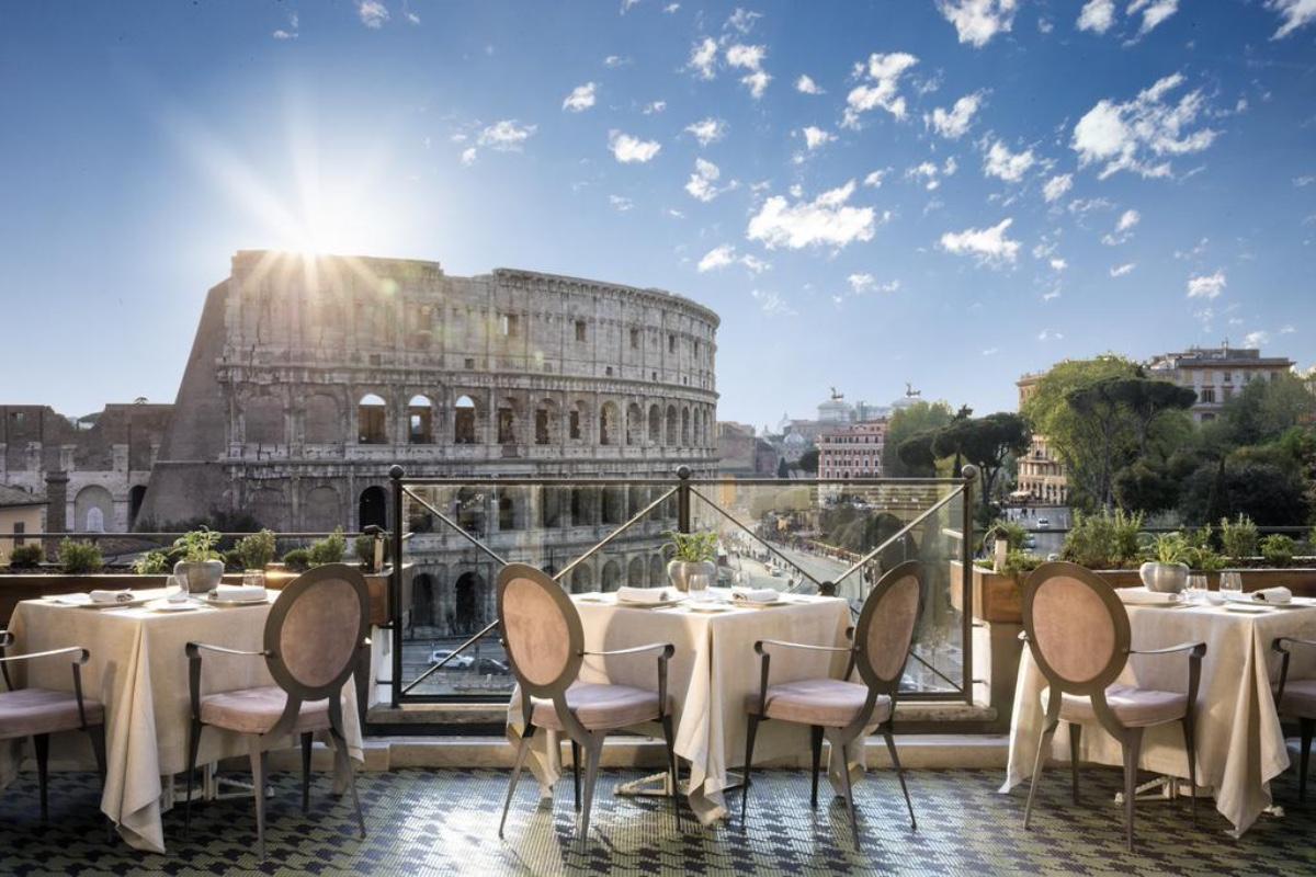 Hotel lusso Roma