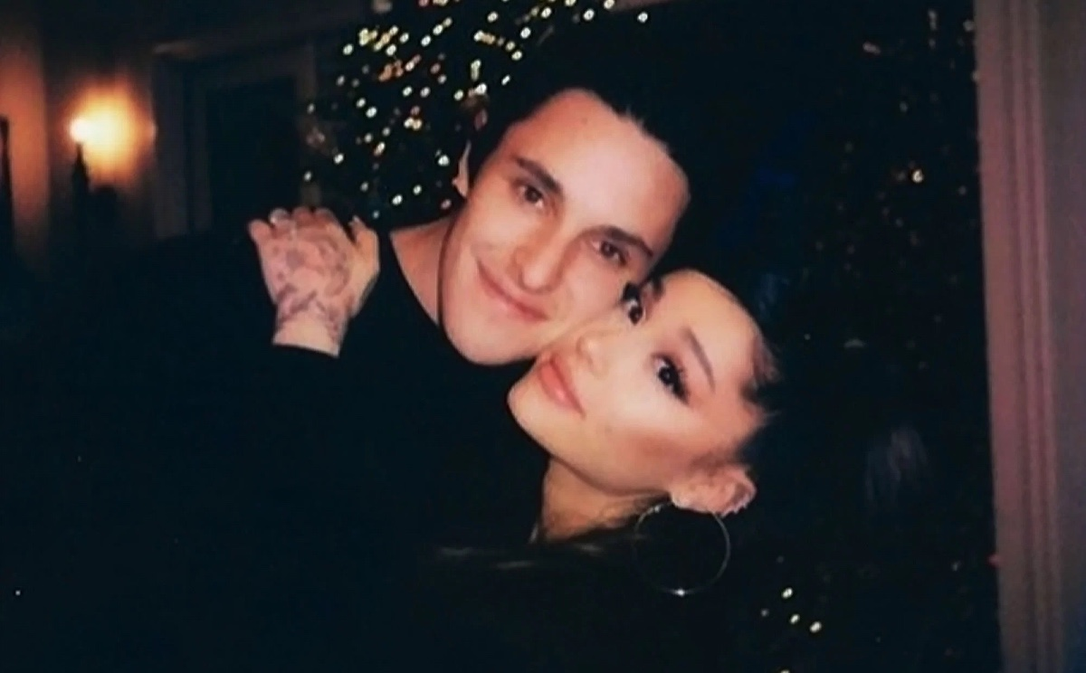 Ariana Grande e Dalton Gomez si sono sposati