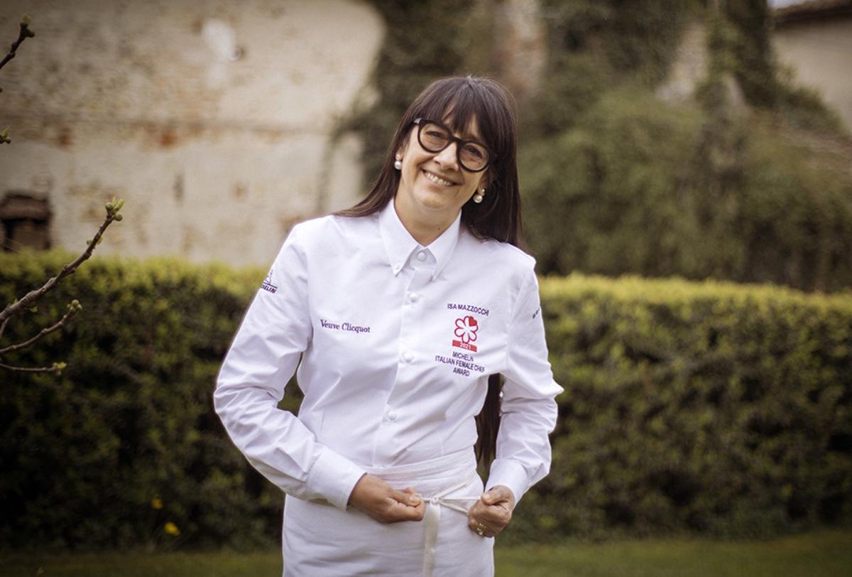 Isa Mazzocchi Premio Michelin