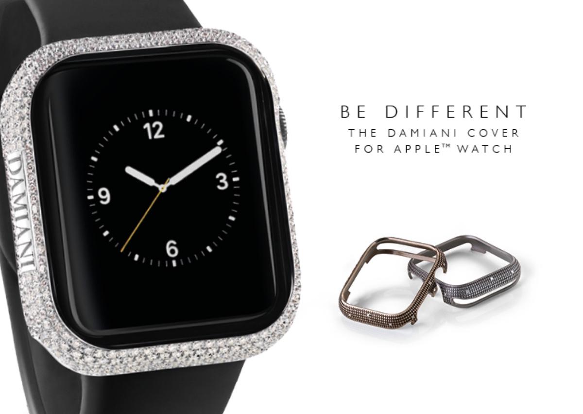 Damiani Apple Watch