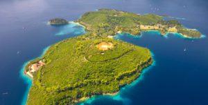 Resort di lusso. Grecia, l'isola di Skorpios si trasforma: il paradiso a 1 milione di euro a settimana