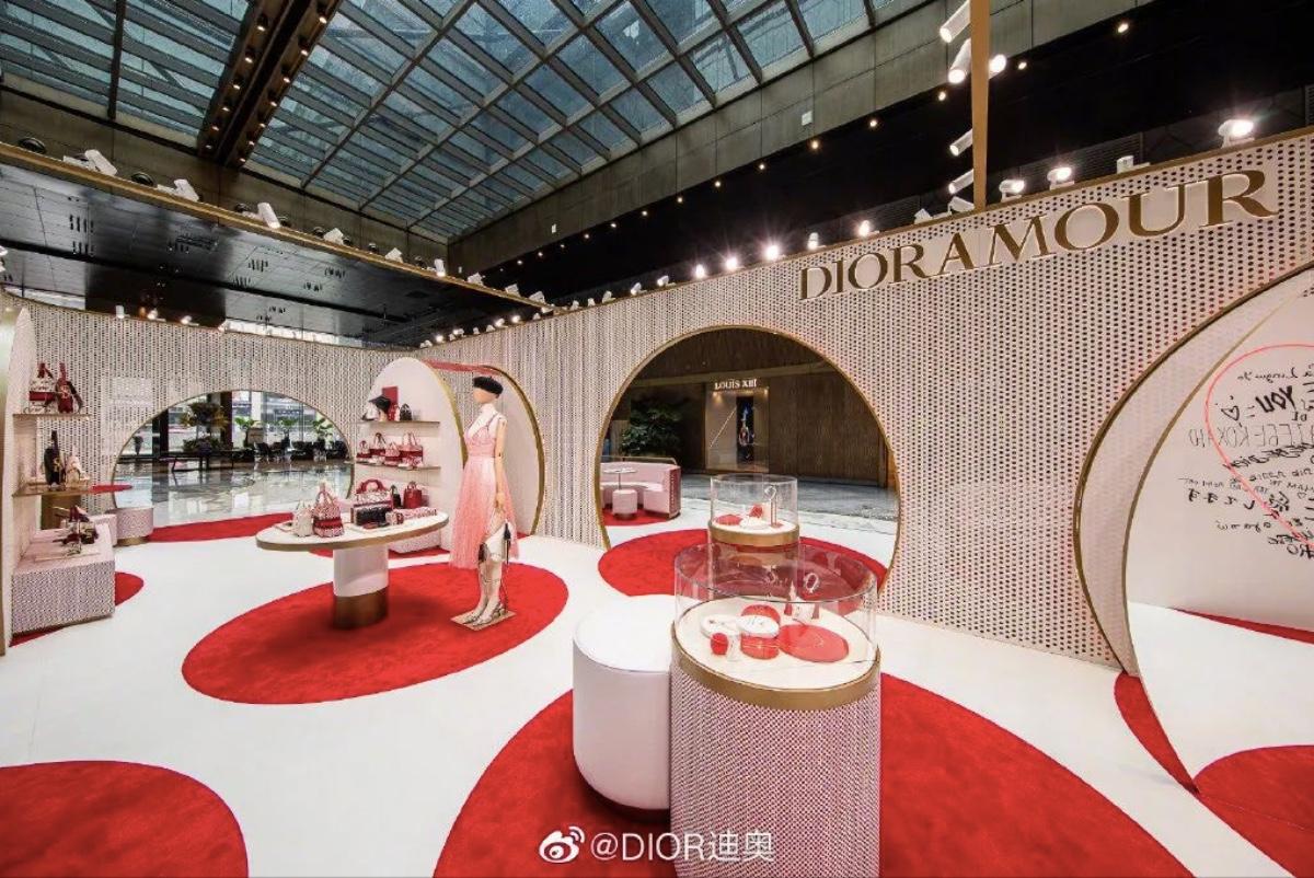 Pop-up store Dior