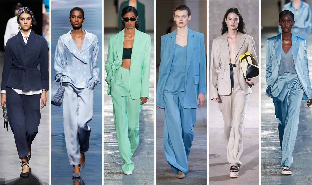 moda 2021: il completo da donna