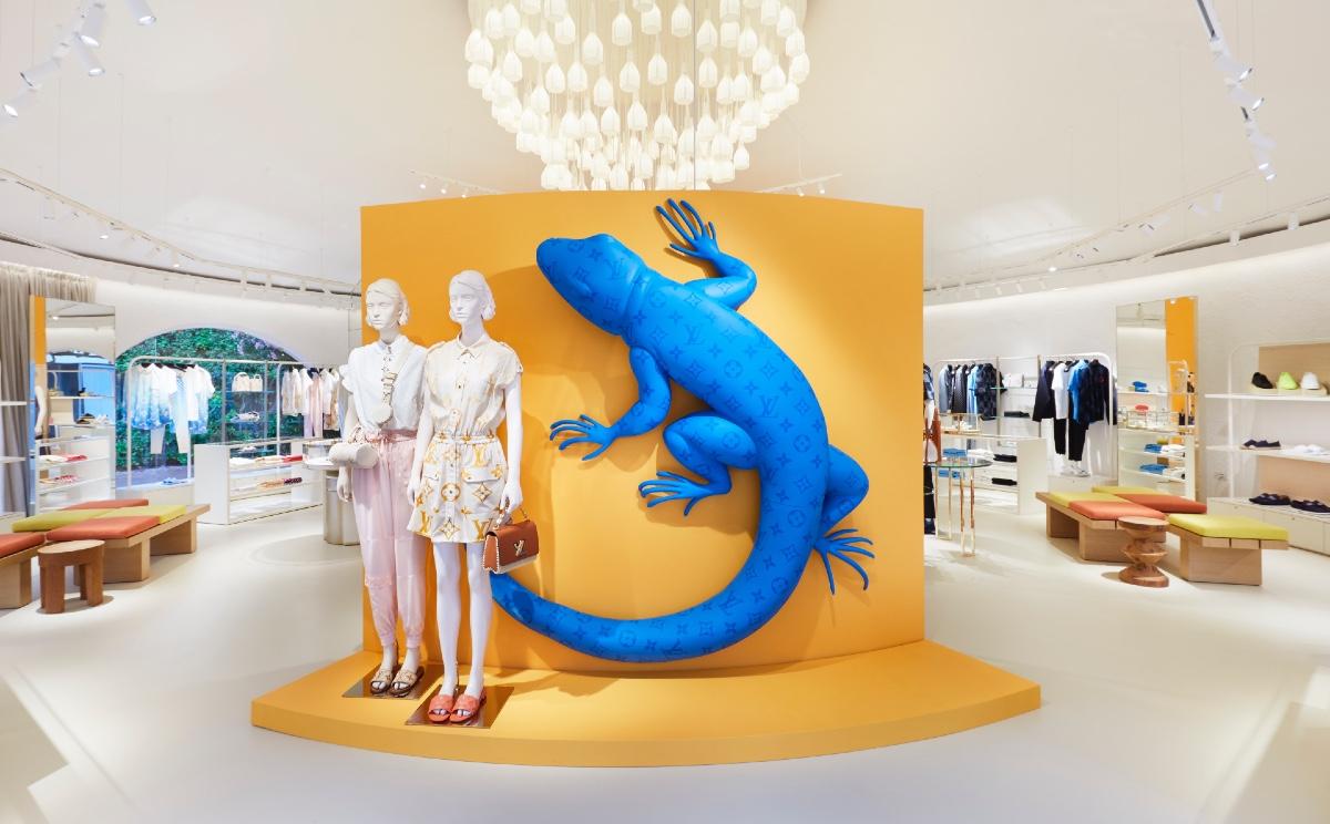 Louis Vuitton Sardegna resort