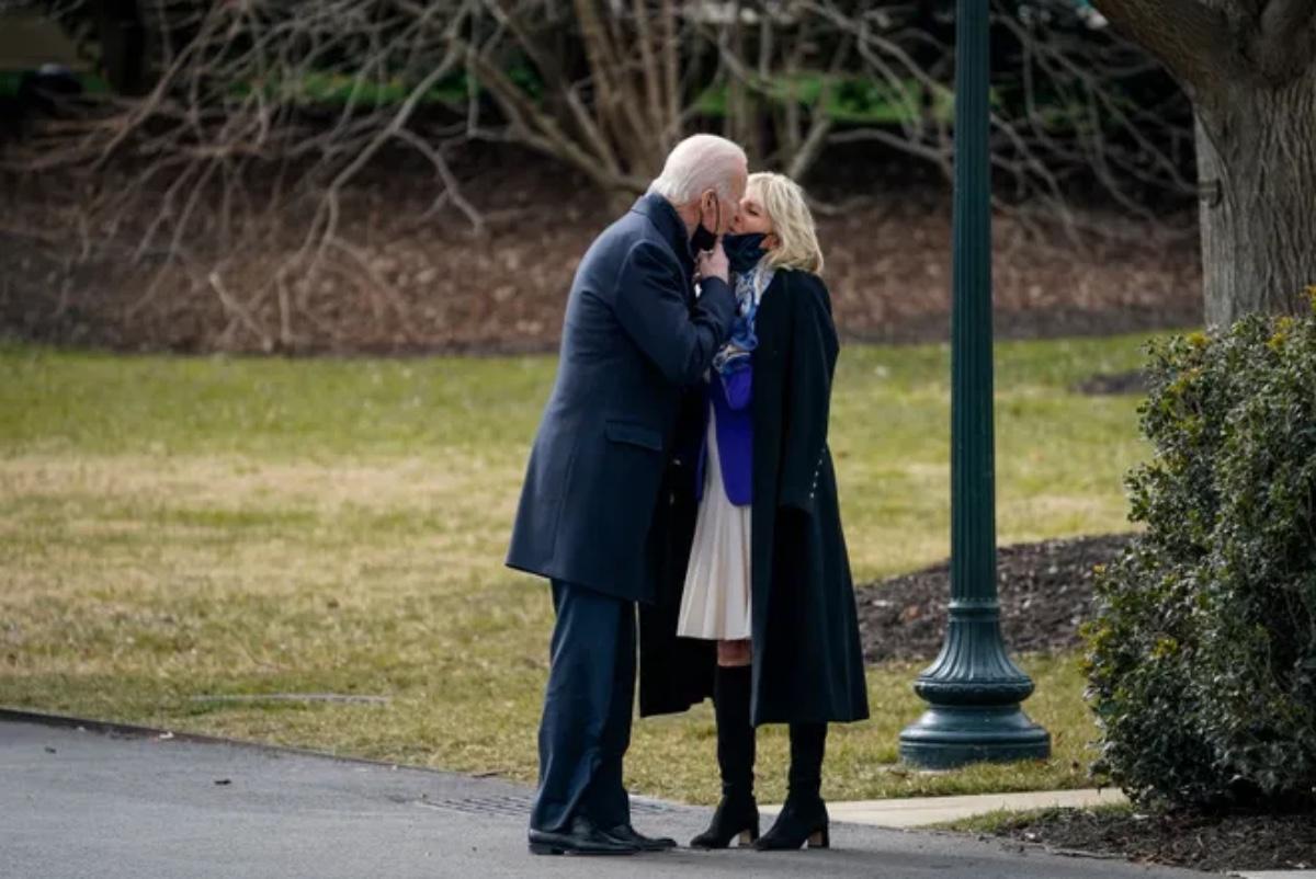 Jill e Joe Biden