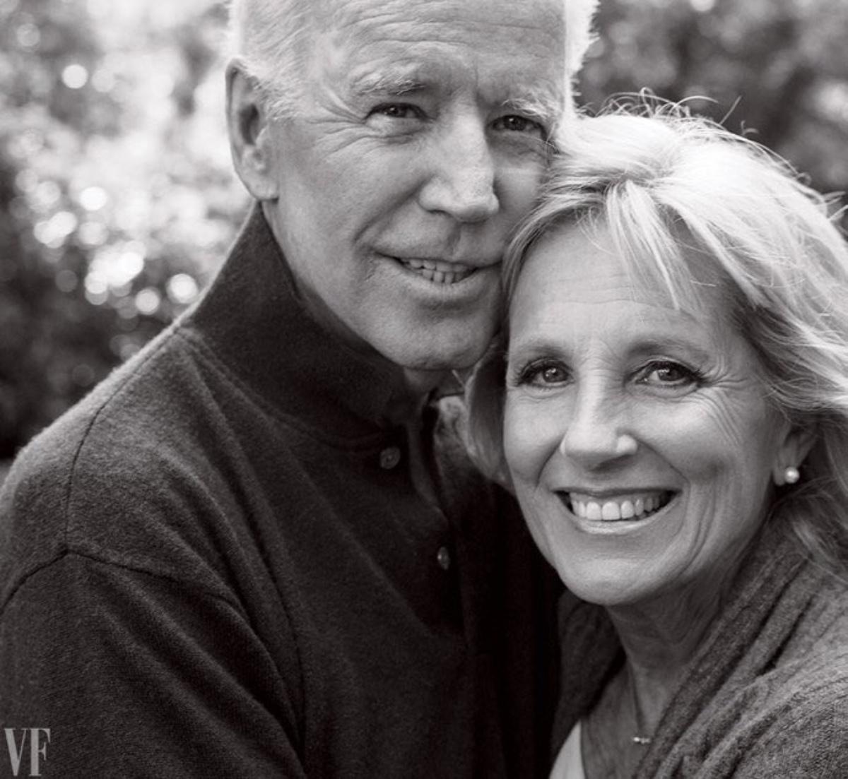 Jill Biden e Joe