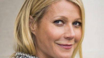 Gwyneth Paltrow in topless per promuovere la nuova linea di gioielli G Label