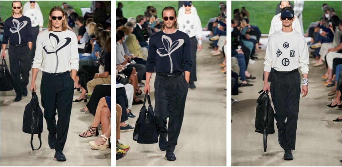 Giorgio Armani Milano Moda Uomo
