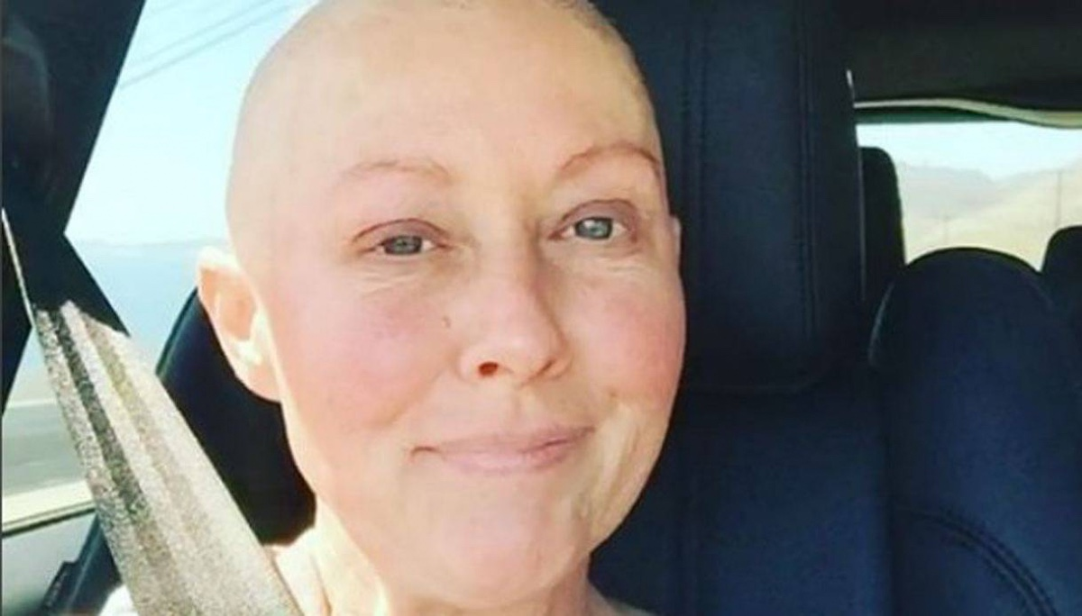 Shannen Doherty cancro