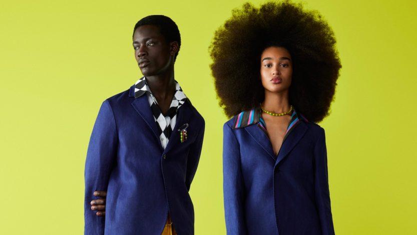 Karl Lagerfeld X Kenneth Ize Primavera-Estate 2021: quando la Nigeria incontra l'Europa