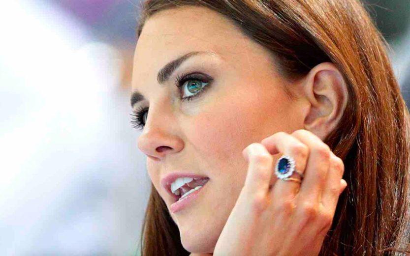 """Kate Middleton, ora l'anello ereditato da Lady D non è più un problema: """"Incubo scongiurato"""""""