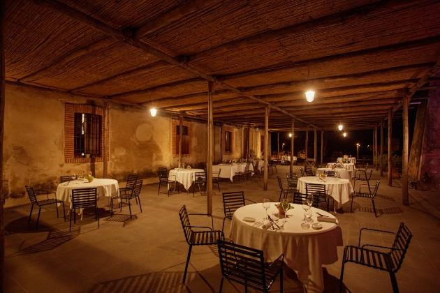 tenuta duca marigliano ristorante casa coloni