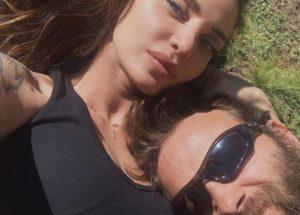 Alessandro Borghi e Irene Forti