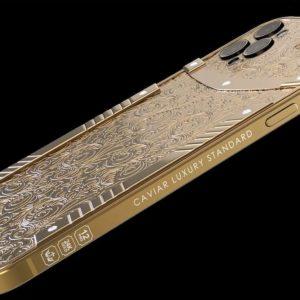 iPhone 13 Pro, la limited edition in oro da 40 mila euro: la nuova frontiera del lusso
