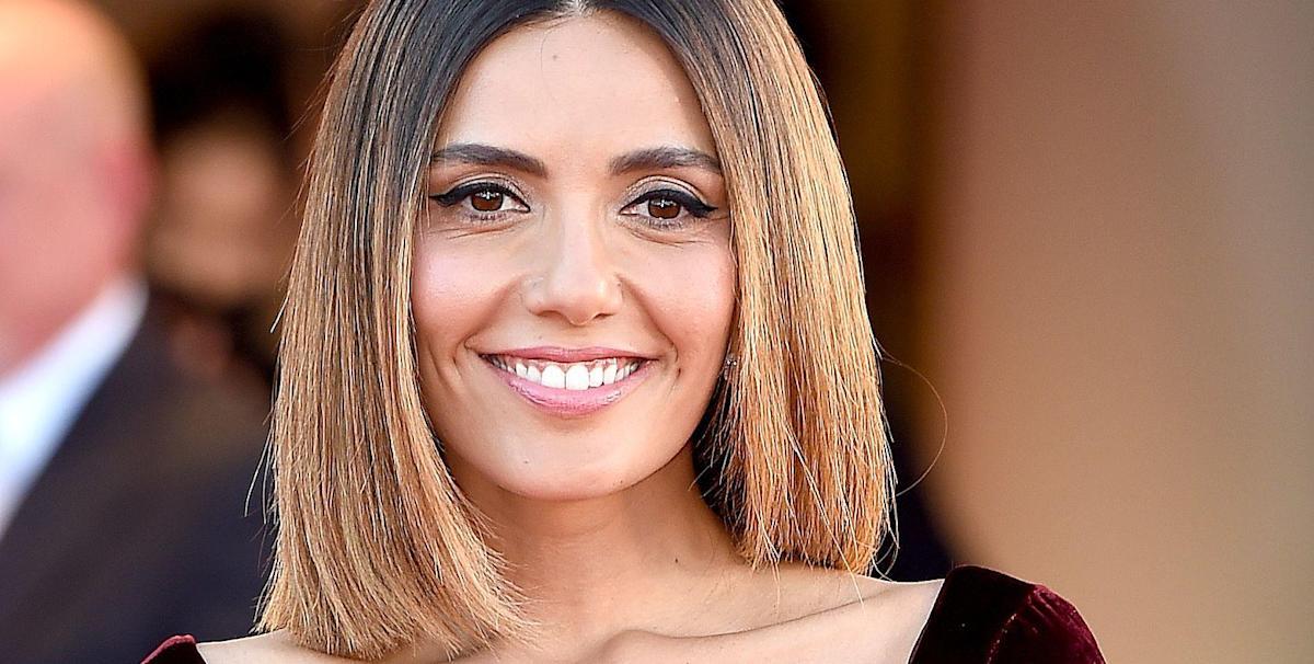 Serena Rossi capelli 2021