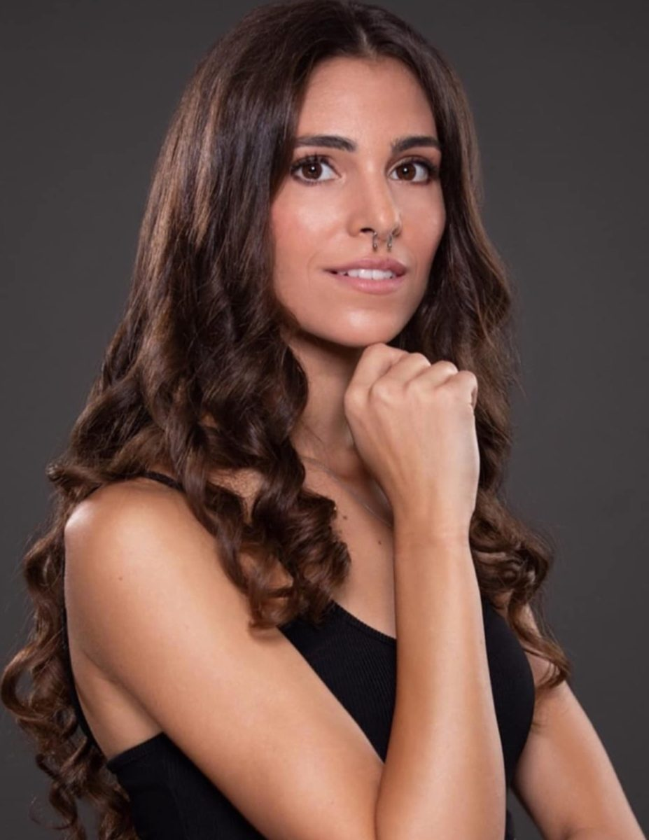 Miss Mondo Erika Mattina