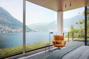 Hotel di lusso, sul Lago di Como la suite più preziosa: Il Sereno by Patricia Urquiola
