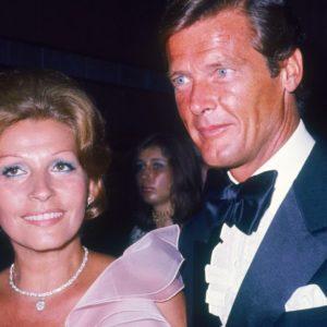 Luisa Mattioli morta attrice ed ex moglie di Sir Roger Moore