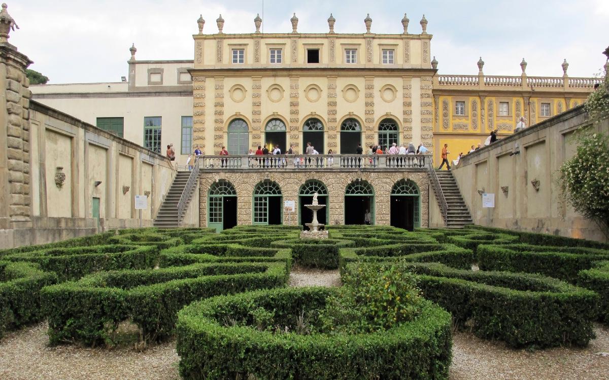 Villa Salviati a Firenze